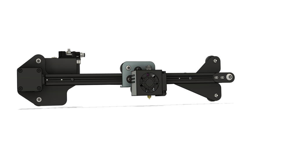 Ender 3Pro x-Axis Assembly