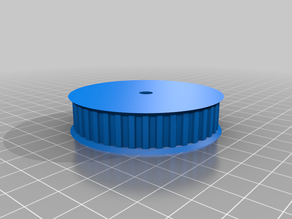40 tooth pulleyMy Customized Parametric Pulley Library - Customizer Optimized