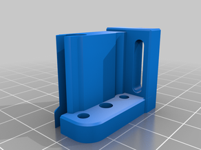 stronger BL touch mount for Hemera extruder