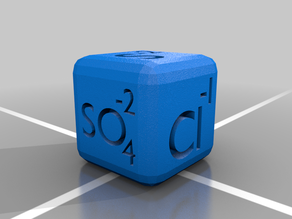 Ion Dice (print at 800%)