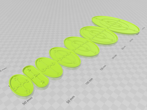 Wargaming Oval Bases