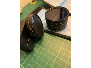 Yi Discovery to 4K Lens Adapter