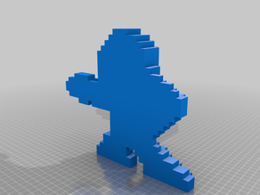 8 Bit Mega Man