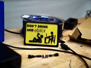 Don´t Drink and ebay