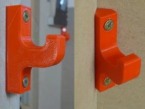 Simple Customizeable (Corner) Hook