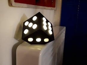 Dice Lamp