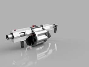 Titanfall Softball grenade launcher