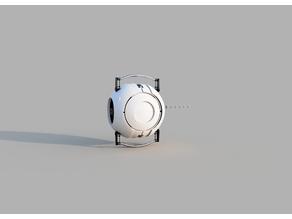Portal 2 Personality Core Ultimate Animatronic
