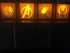Halloween LightBox
