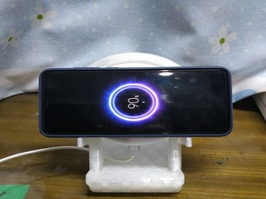 Xiaomi mi9 wireless charging dock V2 with cat ear special edition(小米9 立式无线快充支架第二代&猫耳特别版)