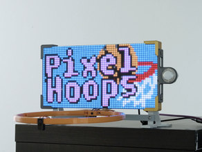 LED Matrix Scoreboard