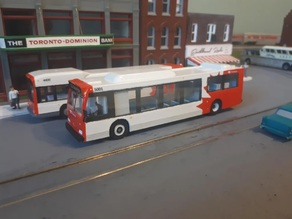 HO Scale - Orion VII NG Hybrid Bus