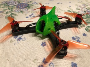 BristerMeast - 3 inch racing drone frame