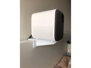 Projector mount bed ikea malm