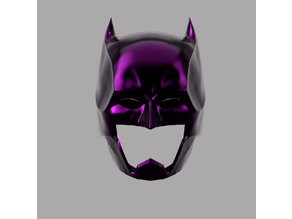 Batman Cowl for BatsuitX: Helmet 2