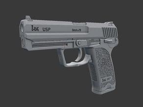 Heckler & Koch USP9 Toy