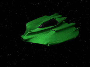 Close Combat space ship