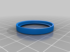 Anycubic Photon Resin Funnel (enhanced)  Rings