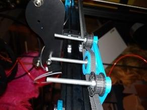 Sidewinder X1 - Z belt tension