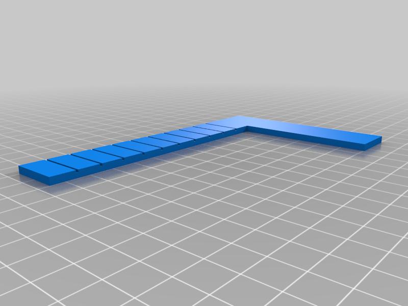 90° Angle ruler