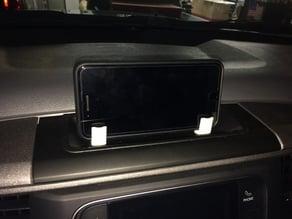 Ram 1500 phone holder