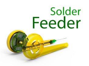 Solder feeder