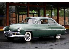 Mercury Eight Coupe 1949