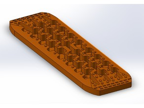 1/10 RC Sand Ladder - SCX10 / TRX4 / Crawler