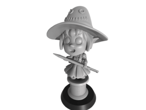 Stitch Witch Chibi