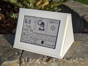 """E-Paper (4.2"""") solar box"""