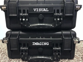 Customizable Label for Harbor Freight Apache Cases