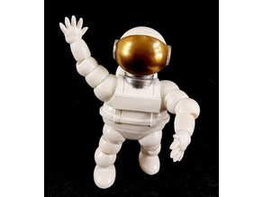 Astronaut for Stop Motion