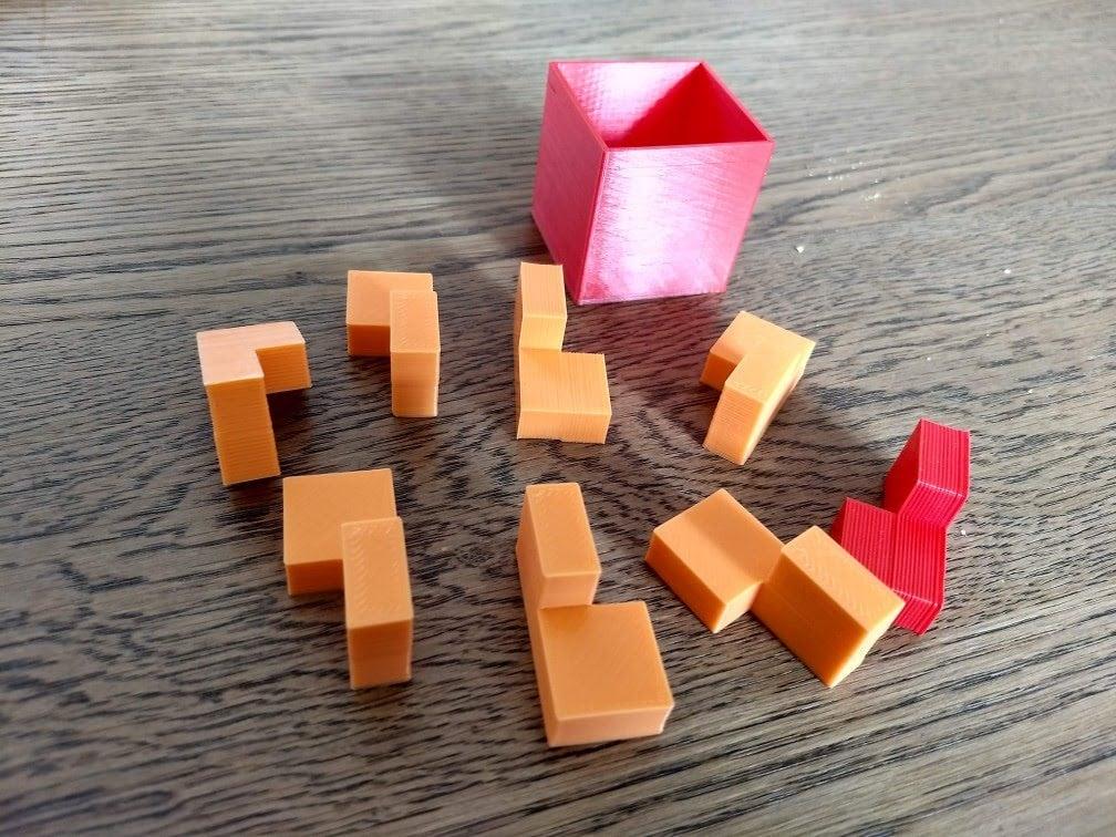 Puzzle: 7A+1B