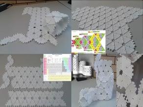 Periodic Table Puzzle / Design Challenge