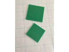 Square and Rectangular Wargaming Bases Vol 2