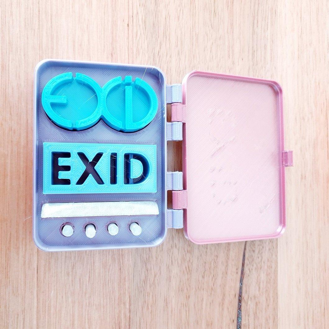 EXID in a box