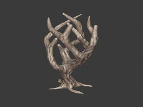 Tree 28mm terrain, DnD, board game