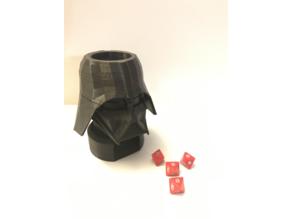 Darth Vader Dice Tower
