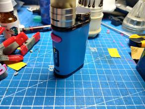 iStick Pico 22mm body&buttons