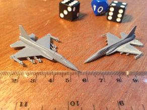 JF-17 Thunder for microarmor