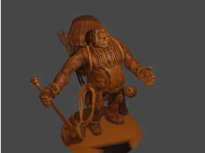Half-Ogre Trapper