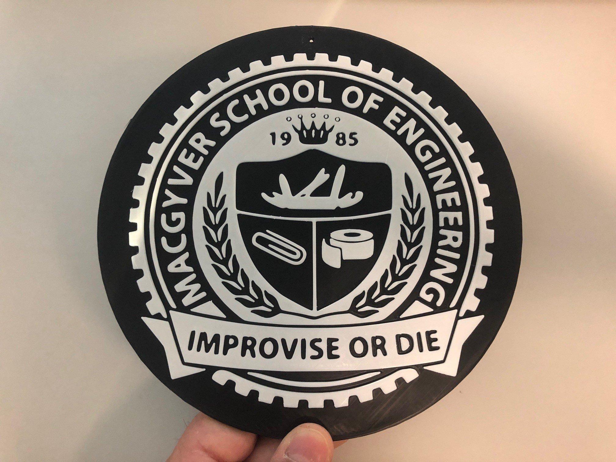 MacGyver School of Engineering