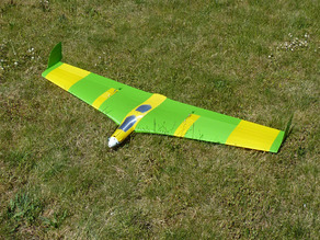 Flying Wing Buratinu 1150