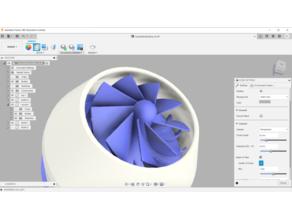3D Printed Jet Engine V2
