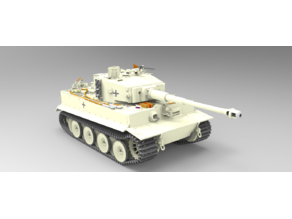 Panzer VI Tiger 1:35