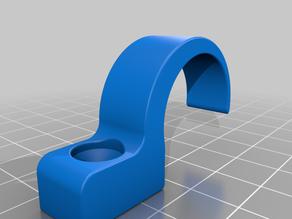 Electric Tube Clip Holder 25 mm - Rohrhalter Halter für Elektrorohre (Skalierbar)