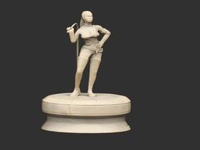 Bordello Statues x3