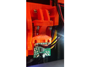 BLTouch to DC42 Differential IR height sensing board adapter