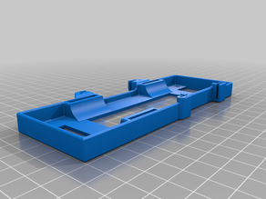 FrSky Horus x10s Battery Tray Upgrade
