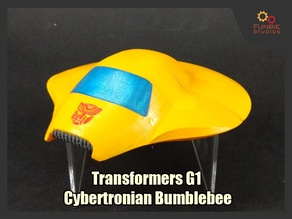Transformers G1 Cybertronian Bumblebee